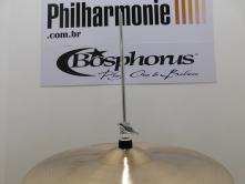 "Bosphorus Cymbals Traditional Series Hi Hat Dark 13"" (Top 770g / Bottom 920g)"