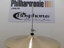 "Bosphorus Cymbals Traditional Series Hi Hat Dark 14"" [2]"