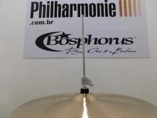 "Bosphorus Cymbals Traditional Series Hi Hat Dark 15"" [2]"