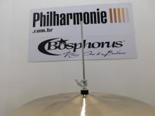 "Bosphorus Cymbals Traditional Series Hi Hat Dark 16"" [2]"